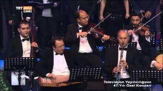 Alper Diler - Unuturum Diye Yorma Kendini - TRT 47. Yıl Özel Konseri - TRT Avaz