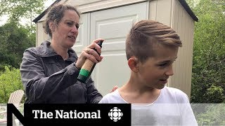 Tick season has N.S. community taking extra precautions