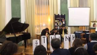 2° CONCORSO JACOPO NAPOLI  - serata finale 16 maggio 2014
