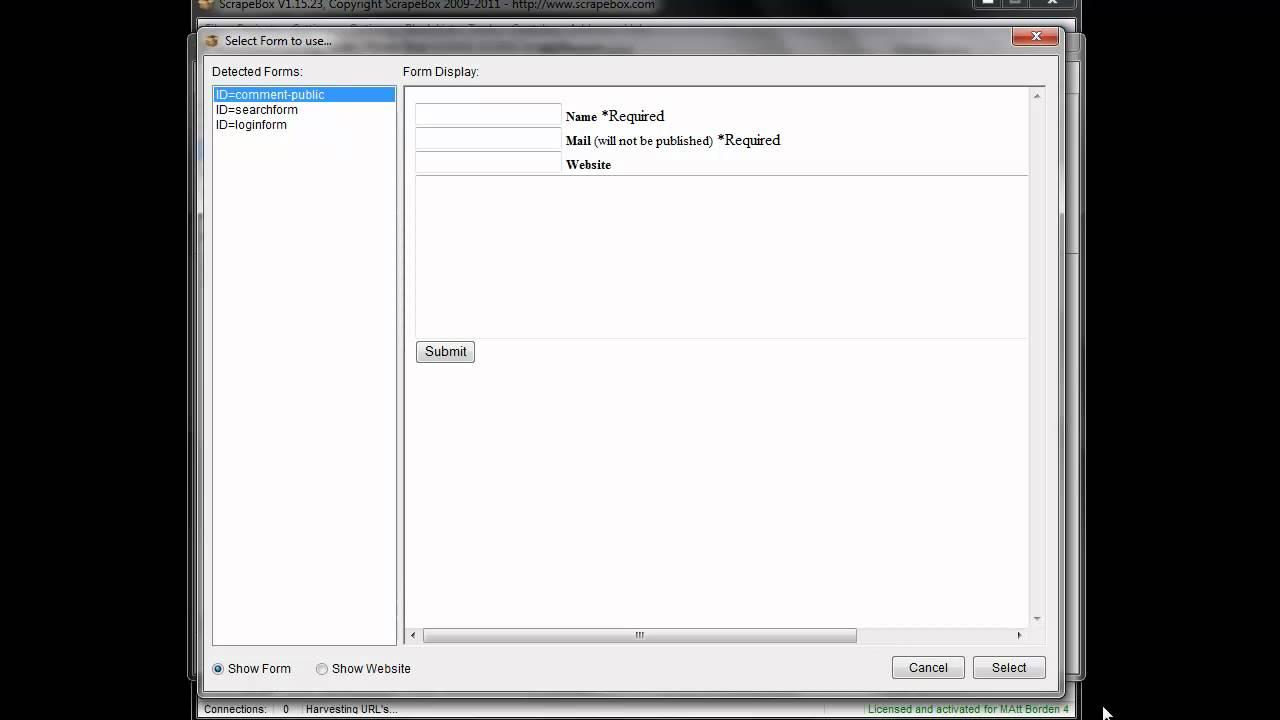 loopline | Scrape Stuff – Scrapebox ScrapeJet and