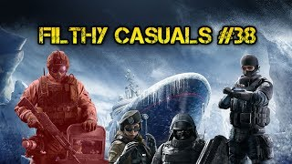 The Accident | Filthy Casuals #38 | Rainbow Six Siege (Para Bellum)