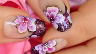 Nail Art One Stroke & French Manicure