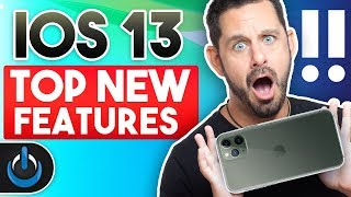 iOS 13 Top New Features!!!