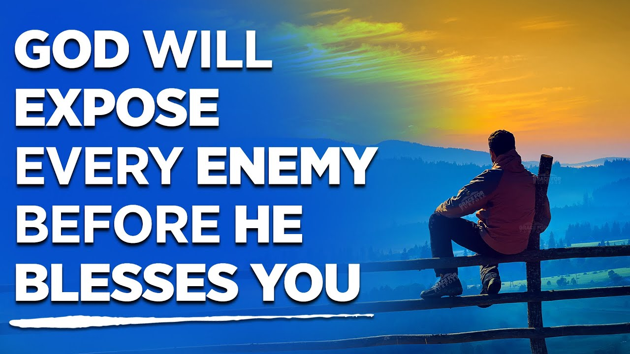 Your Enemies Can't Stop Your Blessing