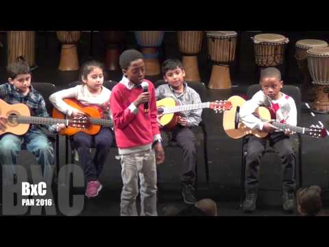 Bronx Community Charter School Annual Performing Arts Night 2016