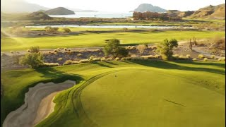 TPC Danzante Bay, Golf Resort in Loreto, Mexico