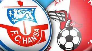 Tore vom Spiel gegen den Berliner AK