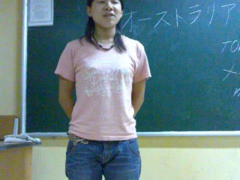 cô Tomomi