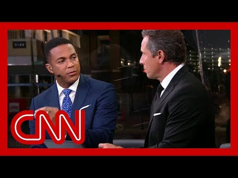 Lemon and Cuomo weigh in on Trump's Twitter attacks