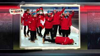 Austrian LOLympian Is World's Worst In Sports