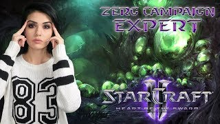 StarCraft 2 Heart of the Swarm кампания за зергов на эксперте (3 Часть)
