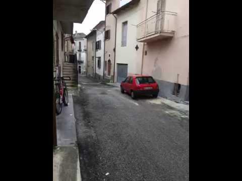 MeteoReporter Castelvecchio Subequo 13/10/2016