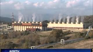 How can electricity and oil be produced from geothermal energy