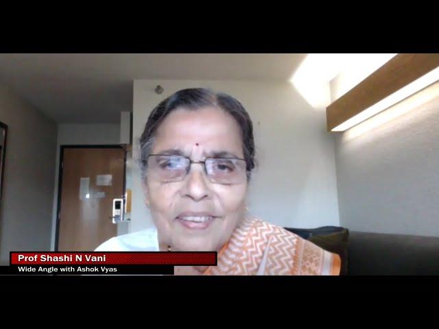 Pediatrician and Neonatologist | Prof Shashi N. Vani