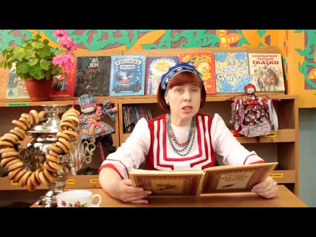 Изображение предпросмотра прочтения – НаталияФирчук читает произведение «Набитый дурак» (Русский фольклор )