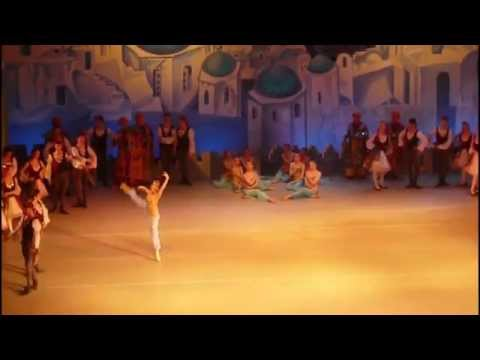 Gulnara variation from Le Corsaire (act1)