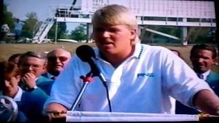 1991 PGA Championship at Crooked Stick: John Daly the Longshot (part 3)