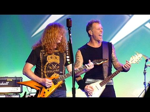 Metallica's 30th Anniversary Celebration (2011) [Video Compi