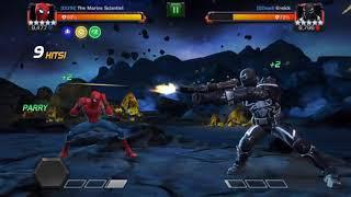 Baixar Stark Enhanced Spiderman vs. Agent Venom SP1 possible bug