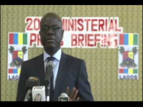2015 Press Briefing, Ministry Of Justice