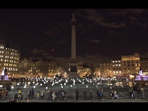مدينة االضباب تتحول الى مدينة أضواء  - نشر قبل 18 دقيقة