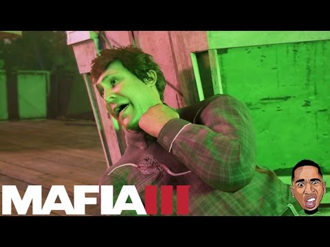 MAFIA 3 Gameplay: SAVAGE MODE! (pt. 6)