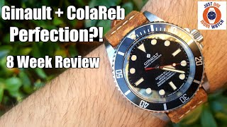 Ginault Ocean Rover - 8 Week Updated Review - ColaReb Perfection?
