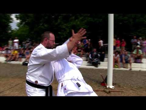Festival Čajových Nadšenců 2018 - Jiu Jitsu