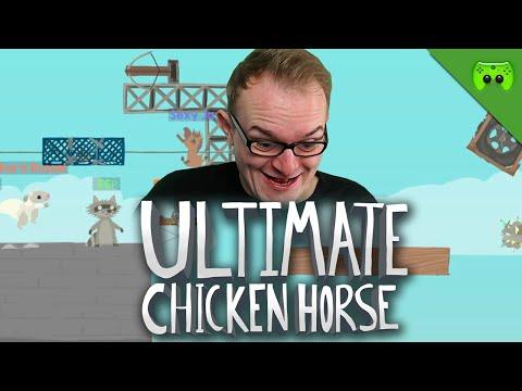 EIN NEUER SPIELER 🎮 Ultimate Chicken Horse #7