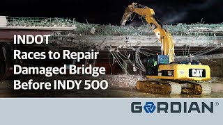 INDOT uses JOC for Emergency Bridge Replacement