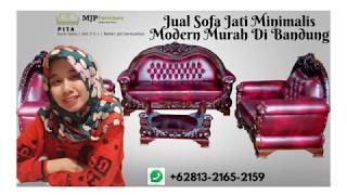 Jual Sofa Jati Minimalis Modern Murah Di Bandung