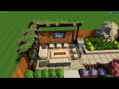 Designing Something Different - Landscape  Design - VizX Design Studios - (855) 781-0725