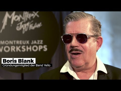 Interview mit Boris Blank von Yello