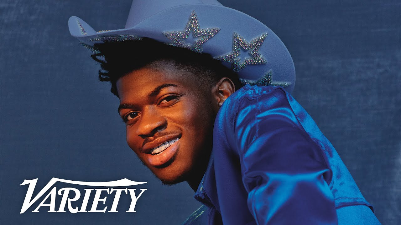 Inside Lil Nas X's Cover Shoot for Variety's Grammy Issue