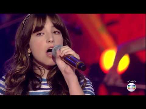 """Ave Maria"" - Beyonce - The Voice Kids Brazil (2017)"