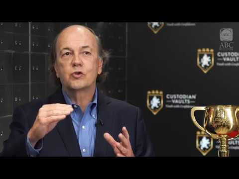 Jim Rickards Interview with ABC Bullion in Custodian Vaults