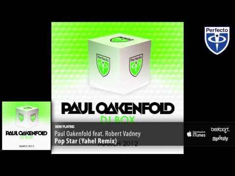 Out Now: Paul Oakenfold - DJ Box - March 2012