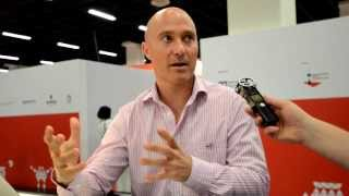 Gamescom 2013: Interview with Miguel Schiaffino on vrAse