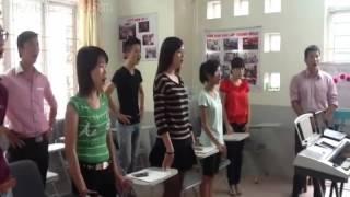 Kĩ thuật ngân rung giọng hát trong thanh nhạc GV Mr Thương   www thanhnhac vn wmv