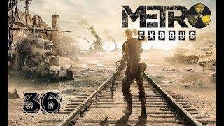 Metro Exodus 36(G) Opuszczone? Lotnisko :)
