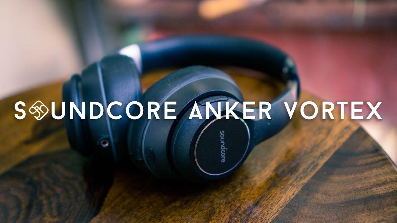 c1703fc9668 காதோடு தான் நான் பாடுவேன் - Soundcore Vortex Wireless Headphones by Anker