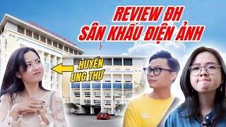 Vlog Mi Sơn : Thăm trường Huyền Ung Thư | Review ĐH Sân Khấu Điện Ảnh