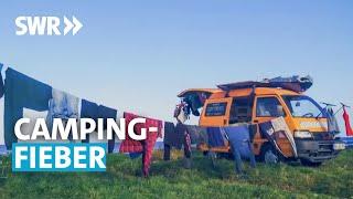 Camping und Vanlife - Tiṗps für den Urlaub 2021   SWR Treffpunkt