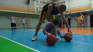 Новая Каховка тренировка баскетбол 11.05.2017 (5 часть)