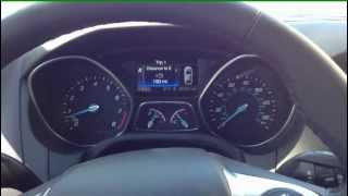 2013 Ford Focus Problem with Parking Sen...