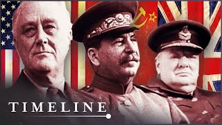 The Beginnings Of The Axis Powers | Titans Of The 20th Century | Timeline