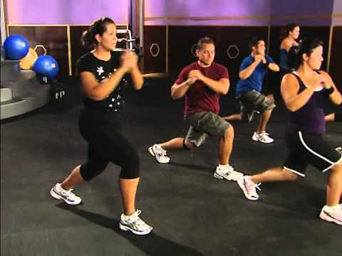 Biggest loser bootcamp warm up youtube