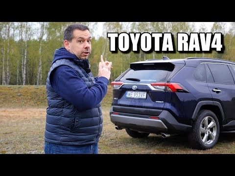 2019 Toyota RAV4 Hybrid (ENG) - Test Drive and Review