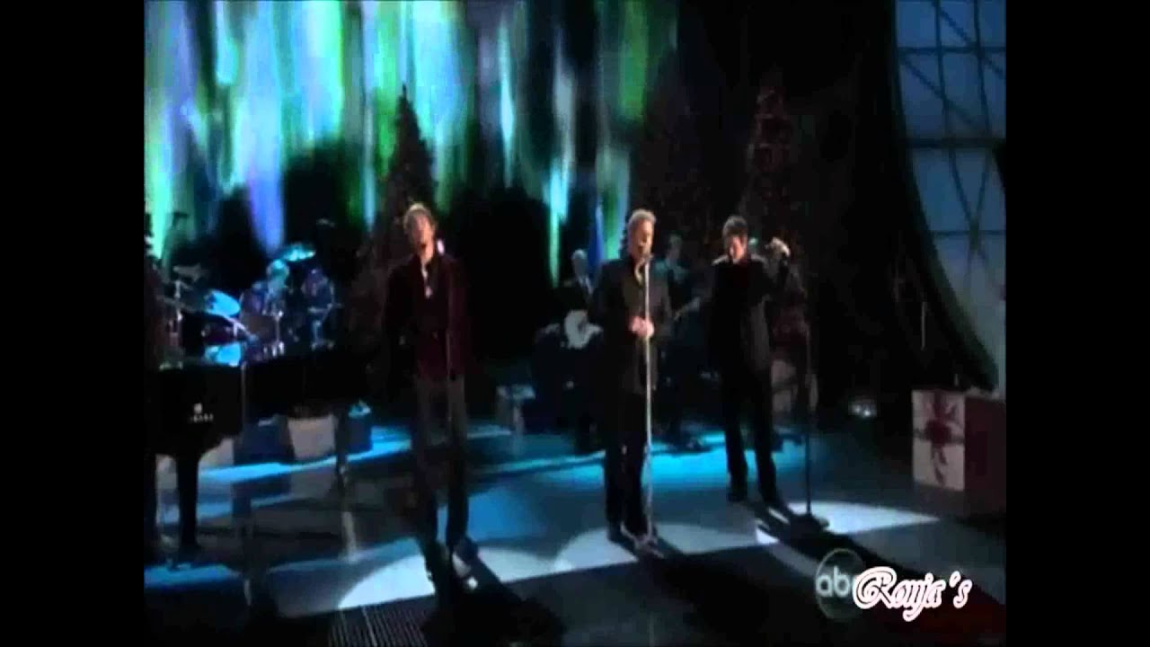 Rascal Flatts singing Christmas songs ... - YouTube