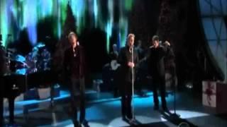 Rascal Flatts singing Christmas songs ...